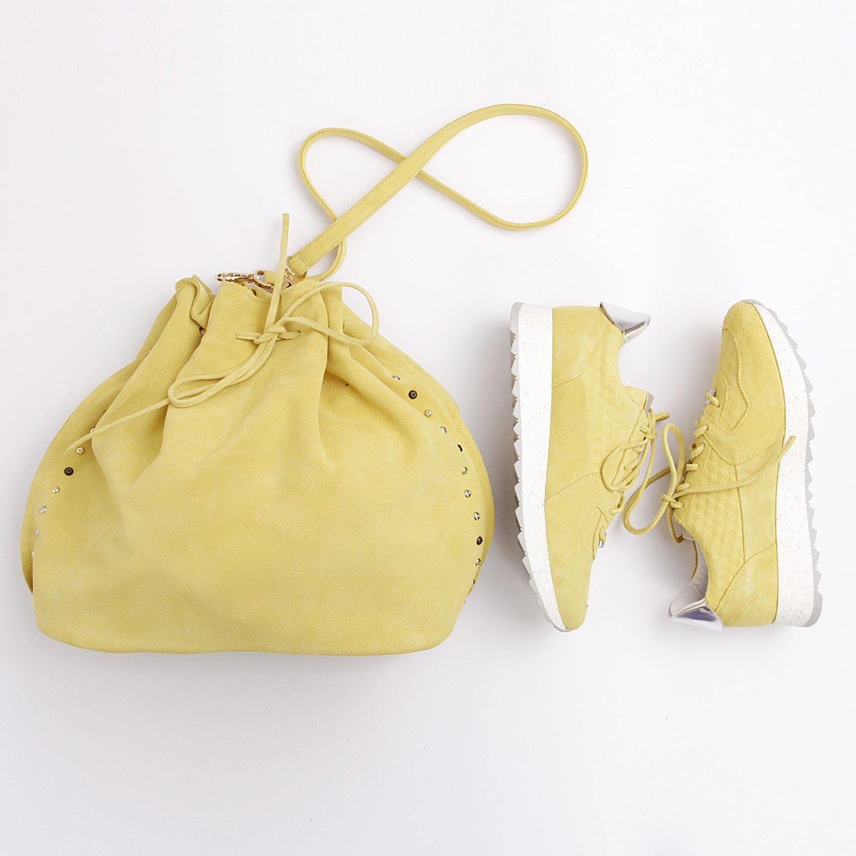 Torba worek YELLOW