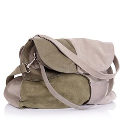 Torba PATCH KHAKI/BEŻ